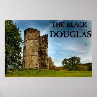 Poster O Douglas preto