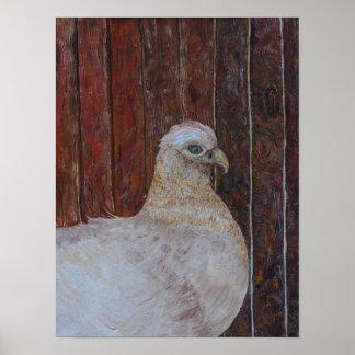 Poster O pintinho da galinha