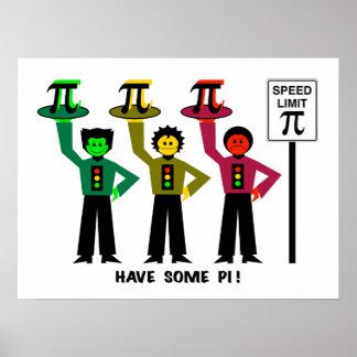 Poster O trio temperamental do sinal de trânsito ao lado