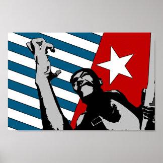 Poster ocidental livre de Papua