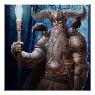 Pôster Odin
