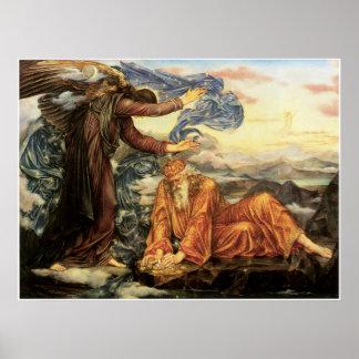 Poster ou impressão das belas artes