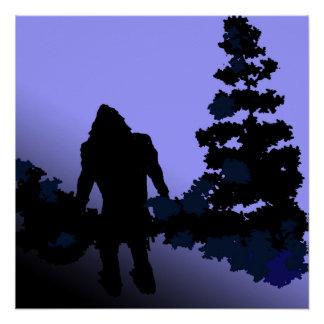 Pôster País de Bigfoot
