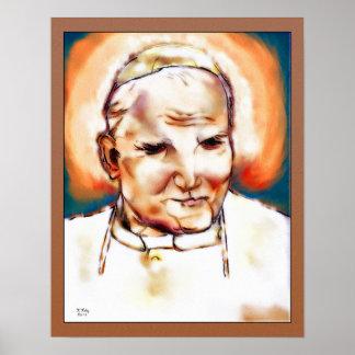 Pôster Papa St John Paul II