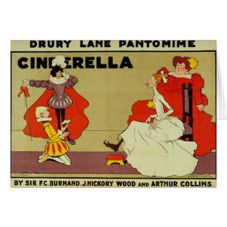Poster para 'Cinderella Cartão