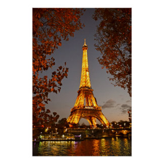 Pôster Paris é sempre uma boa ideia para um Stroll do