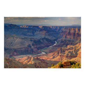Pôster Parque nacional do Grand Canyon, Ariz