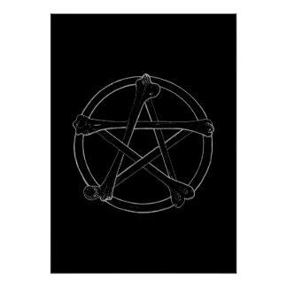 Poster Pentacle do osso