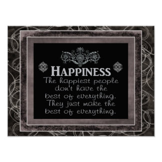 Poster Pessoas felizes  ---  Arte Prnt