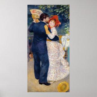 Poster Pierre um Renoir | uma dança no país