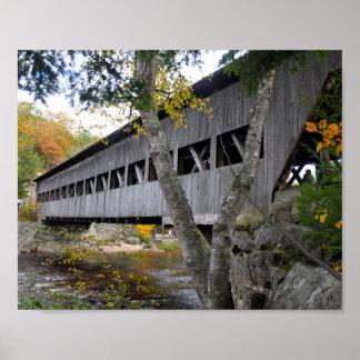 Poster Ponte coberta 7692