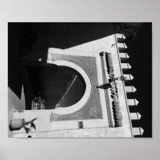 Pôster Porta marroquina