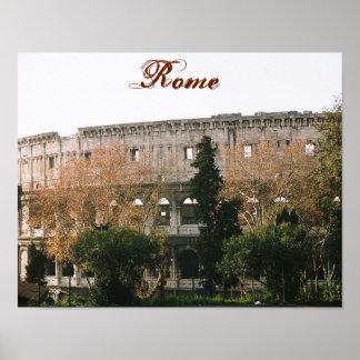 "Poster ""Poster de Colliseum romano"""