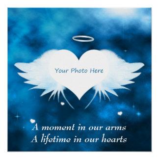 Pôster Poster feito sob encomenda perfeito - anjo do