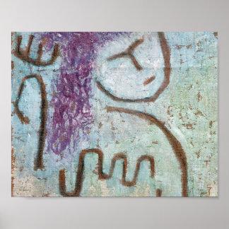 Pôster Pouca esperança: Paul Klee 1938