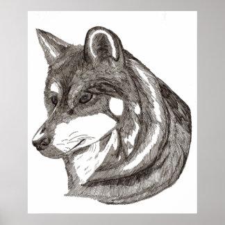 Poster principal do lobo