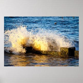 Poster Pulverizador de mar