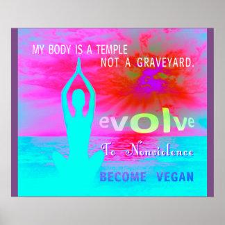 Poster s um templo - cartaz