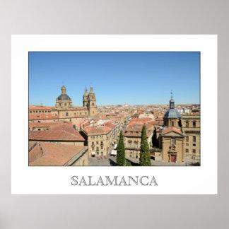 Pôster Salamanca, espanha
