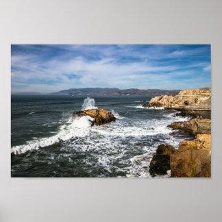 Poster San Francisco Bay