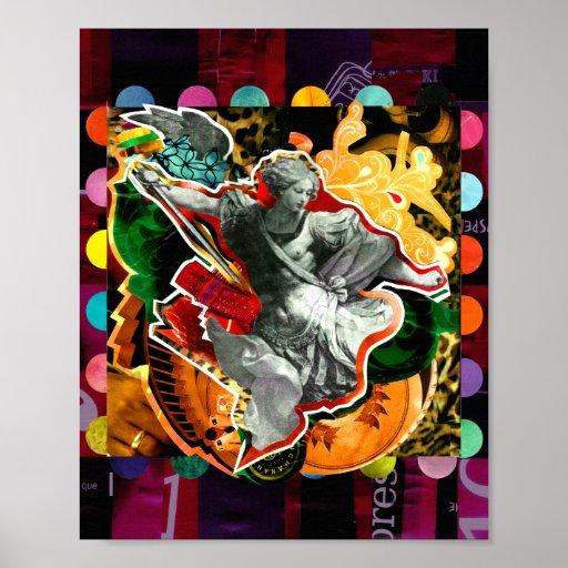 Poster São Miguel Arcanjo (Archangel Michael)