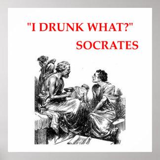 Pôster Socrates