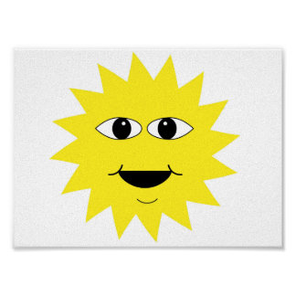 Pôster sol