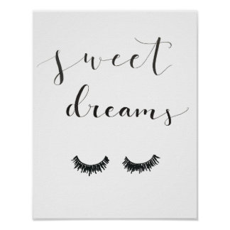 Pôster Sonhos doces