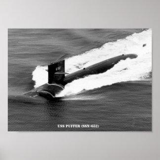 PÔSTER SOPRADOR DE USS