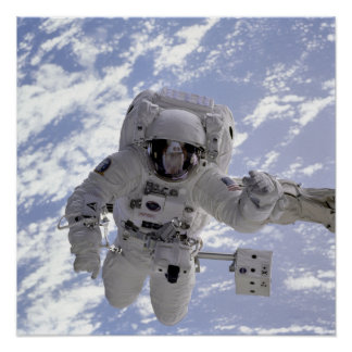 Poster Spacewalk