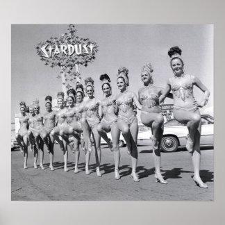 Pôster Stardust… Las Vegas