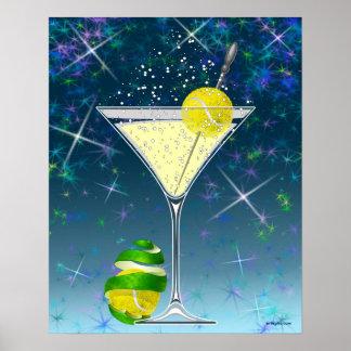 Poster Tênis Martini, tênis