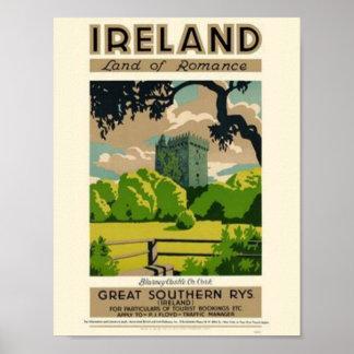 Poster Terra de Ireland