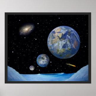Pôster Terras de Exoplanet