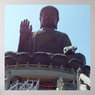 Pôster Tian Tan Buddha