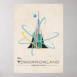 Pôster Tomorrowland: Faça o futuro