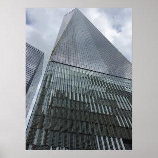 Pôster Torre da liberdade
