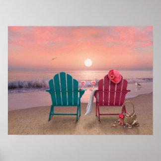 """Pôster Tranquilidade 3"""" de Alan Giana """"poster"""