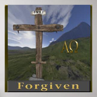 poster transversal cristão