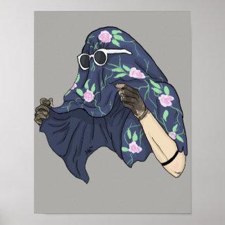 Poster Tyjo floral