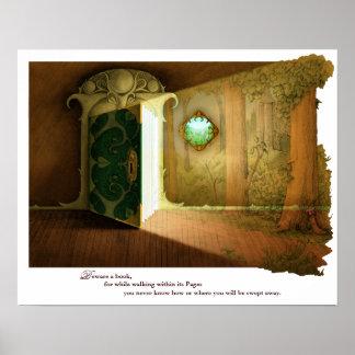 Poster Uma porta…