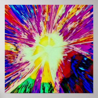Poster Vem aqui o sol