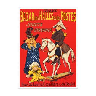 Poster vintage francês