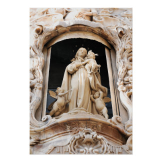 Pôster Virgem Maria