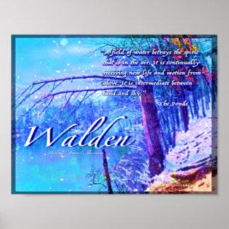 Poster Walden