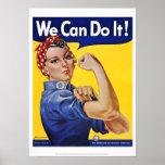 Posters: Nós podemos fazê-lo   (versão 2)