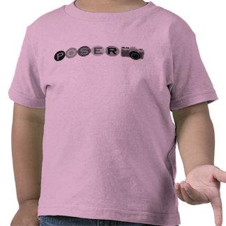 Posudo para uma fotografia camiseta
