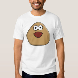 Pou Excited T-shirt