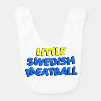 Pouco babador do Meatball de sueco