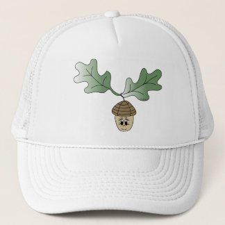 Pouco chapéu da bolota boné